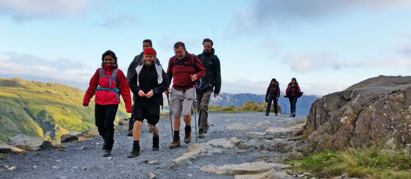 National 3 Peaks Charity Trek